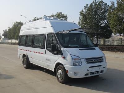 江特牌JDF5041XYBJ5运兵车