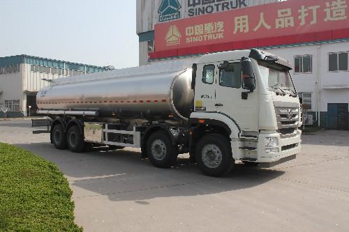 绿叶牌JYJ5325GSYE食用油运输车