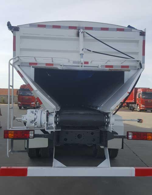 吉鲁恒驰牌PG5250ZLS散装粮食运输车图片
