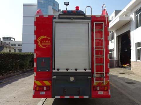 光通牌MX5320GXFGF60干粉消防车图片