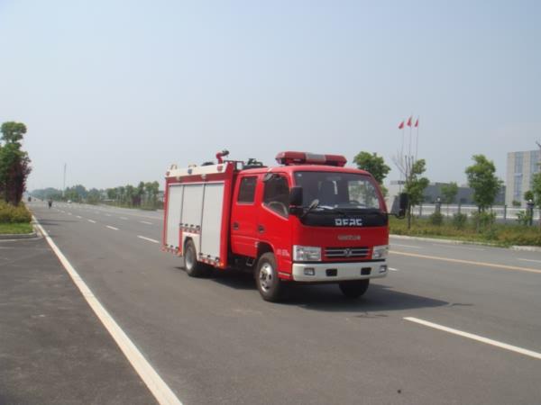 江特牌JDF5073GXFSG20/B水罐消防车