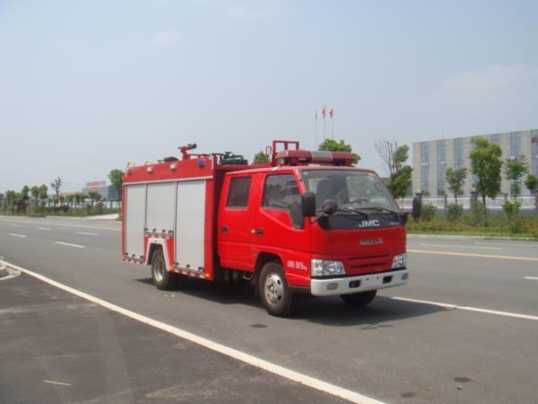 江特牌JDF5065GXFSG15/A水罐消防车