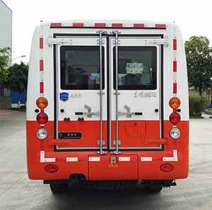 川石牌NC5071TPY排液车图片