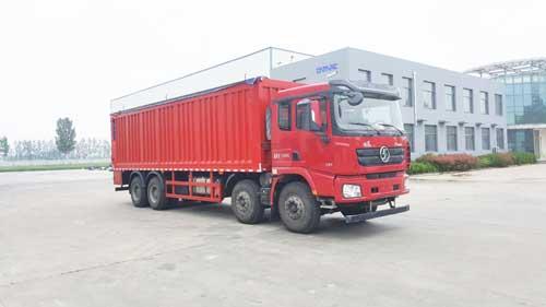吉鲁恒驰牌PG5310ZLS散装粮食运输车
