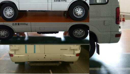 辽机路航牌DLH5042XJC药品检测车图片