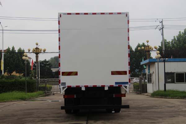白鸟牌HXC5252XLT5轮胎运输车图片