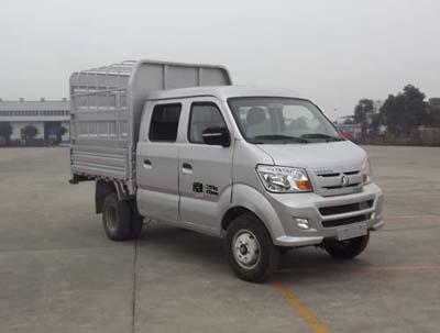 王牌牌CDW5020CCYS6M5Q仓栅式运输车