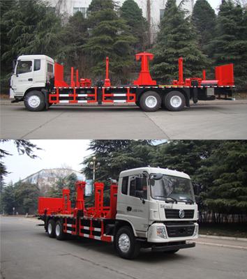 华石牌ES5230TYC运材车图片