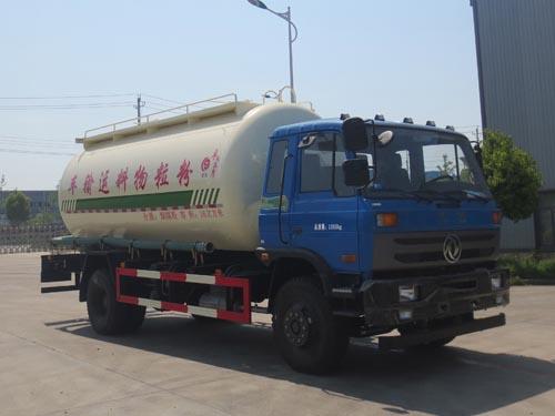 楚胜牌CSC5168GFLE5低密度粉粒物料运输车
