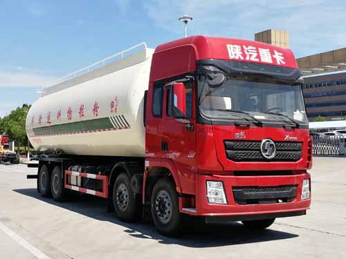 楚胜牌CSC5310GFLS5低密度粉粒物料运输车