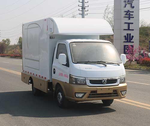 多士星牌JHW5030XSHE6售货车