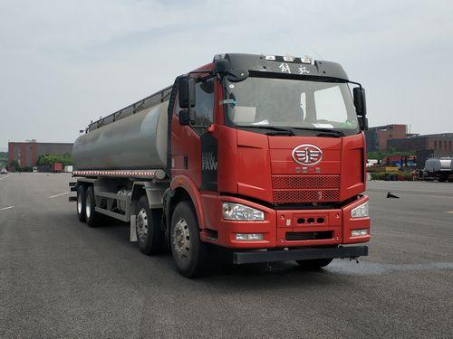 解放牌CA5320GPGP63K1L6T4E5普通液体运输车
