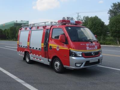江特牌JDF5030GXFPW01/E6水雾消防车