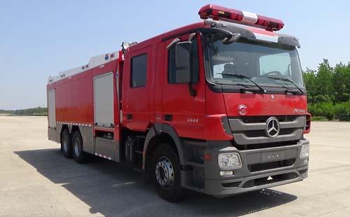 光通牌MX5260GXFGF60干粉消防车