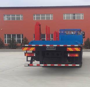 通石牌THS5270TXG51线杆综合作业车图片