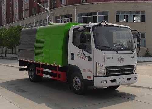 虹宇牌HYS5040GQXC6护栏清洗车