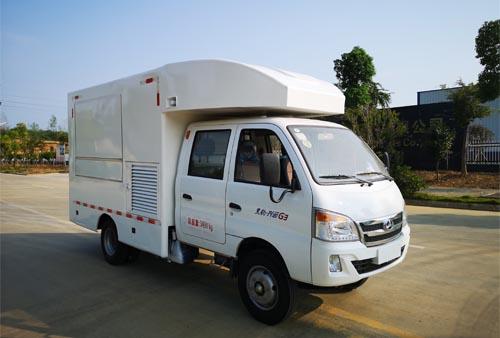 伴君长兴牌AAA5030XSHBJ6售货车