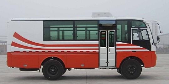 华石牌ES5110XYQ仪器车图片
