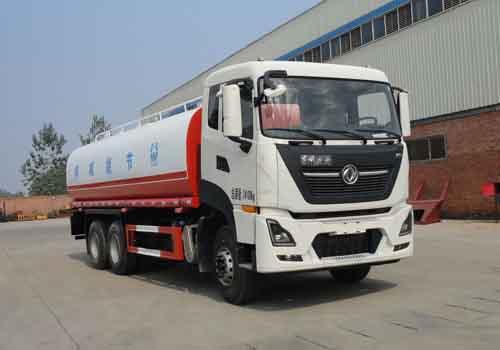 华威驰乐牌SGZ5240TXNDF6蓄能供热车