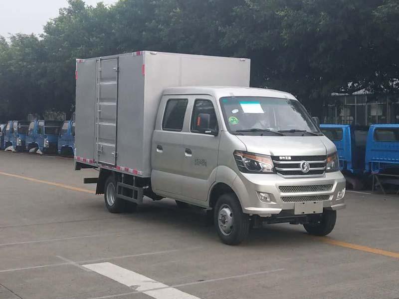 王牌牌CDW5040XXYS1M5厢式运输车
