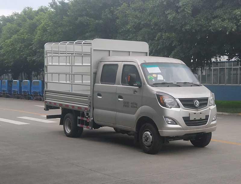 王牌牌CDW5040CCYS1M5仓栅式运输车