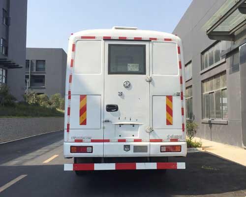 华美牌LHM5161XYQ61仪器车图片