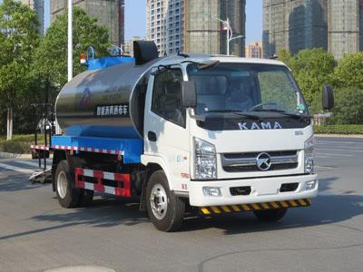 新东日牌YZR5090GLQKM6沥青洒布车