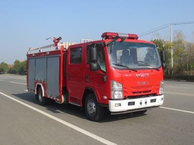 江特牌JDF5100GXFSG30/Q6水罐消防车