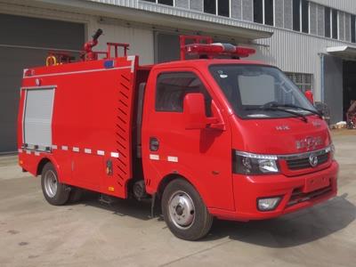 江特牌JDF5041GXFSG10/E6水罐消防车