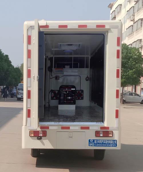 程力威牌CLW5022XXCSC6宣传车图片